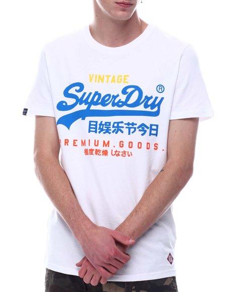Superdry - VL TRI TEE