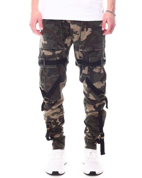 Jordan Craig - Camo Tactical Cargo Pant