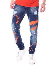 Jeans & Pants - Brush Stroke Stretch Jean-2627155