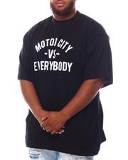 Men - Detroit Vs Everybody T-Shirt (B&T)-2625262