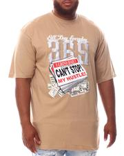 Men - 365 Can't Stop My Hustle T-Shirt (B&T)-2625266