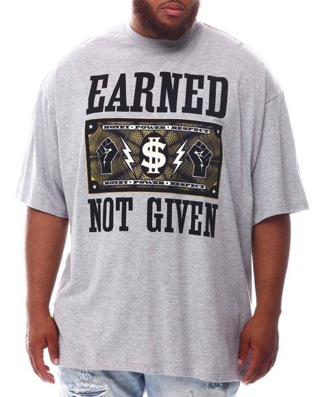 Buyers Picks - Power Respect Earned T-Shirt (B&T)