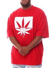 Big & Tall - Inverted Leaf T-Shirt (B&T)-2625396