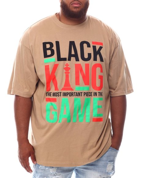 Buyers Picks - Black King Game T-Shirt (B&T)