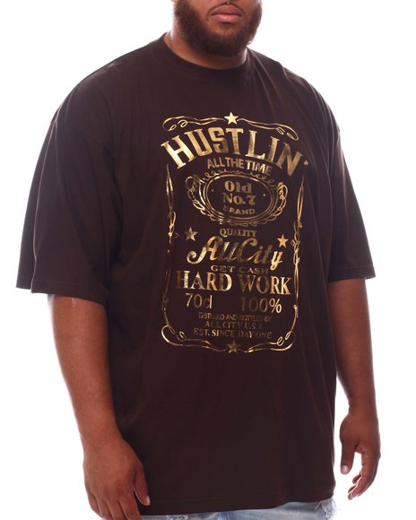 Buyers Picks - MST FOIL Hustlin T-Shirt (B&T)