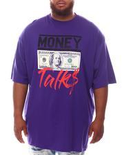 Men - Money Talk T-Shirt (B&T)-2625641