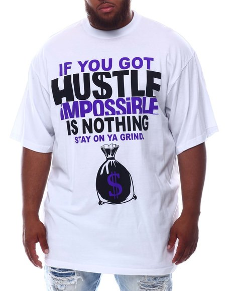 Buyers Picks - Hustle & Grind T-Shirt (B&T)