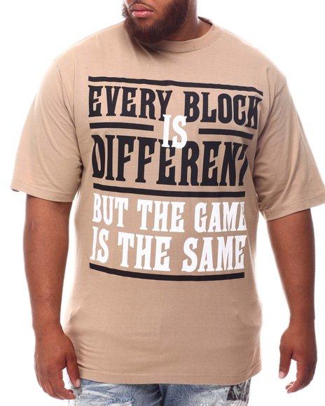 Buyers Picks - Different Block Same Game T-Shirt (B&T)