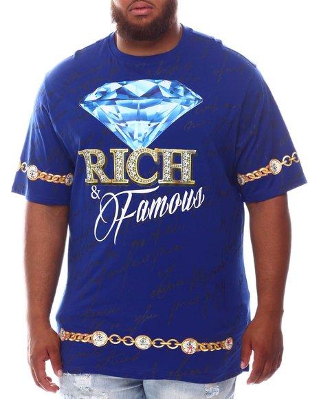 Buyers Picks - Rich & Famous T-Shirt (B&T)