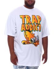 Men - Trap Addict T-Shirt (B&T)-2625625