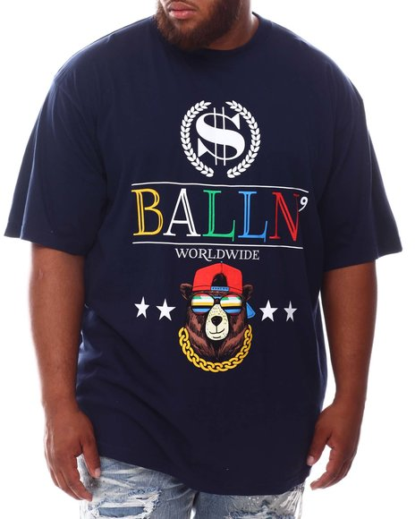 Buyers Picks - Balln Worldwide Bear T-Shirt (B&T)