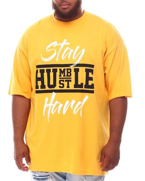 Buyers Picks - Stay Humble Hustle Hard T-Shirt (B&T)