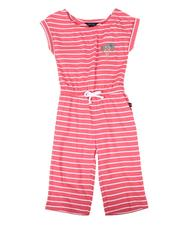 Nautica - Striped Knit Jumpsuit (2T-4T)-2626593