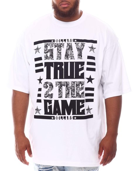 Buyers Picks - Stay True To The Game T-Shirt (B&T)