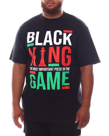 Buyers Picks - Black King Game T-Shirt (B&T)