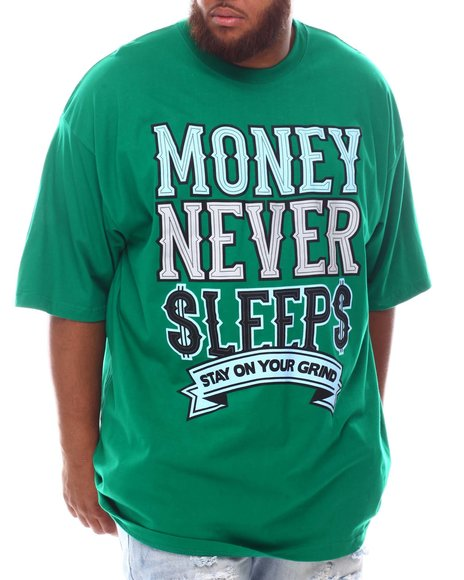 Buyers Picks - Money Never Sleeps T-Shirt (B&T)