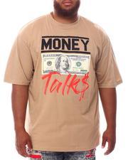 Men - Money Talk T-Shirt (B&T)-2625592