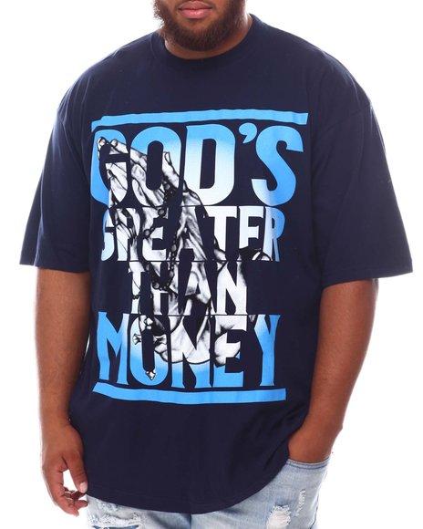 Buyers Picks - God's Greater Than Money T-Shirt (B&T)
