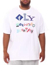 Born Fly - Hashtag Fly Network T-Shirt (B&T)-2624992