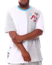 Born Fly - Pieced T-Shirt (B&T)-2625005