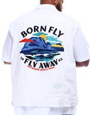 Born Fly - Fly Denim Vest (B&T)-2628291