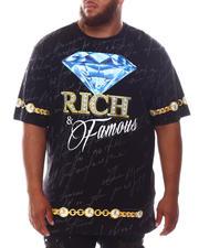 Men - Rich & Famous T-Shirt (B&T)-2620774