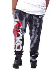 Ecko - Starburst Tie Dye Fleece Joggers (B&T)-2622890