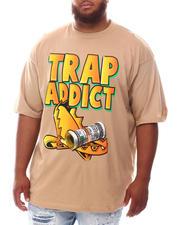 Big & Tall - Trap Addict T-Shirt (B&T)-2625515