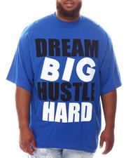 Buyers Picks - Dream Big Hustle Hard T-Shirt (B&T)-2625176