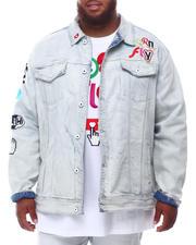 Denim Jackets - Denim Jacket (B&T)-2625046