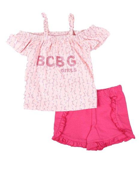 BCBGirls - 2Pc Short Set (4-6X)