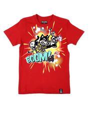 Rebel Minds - Boom Graphic Tee (8-20)-2628286