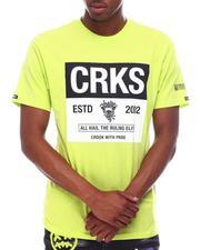 Crooks & Castles - CORE MEDUSA CRKS TEE-2628517