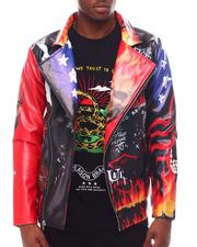 Outerwear - Lyon PU Jacket-2628793