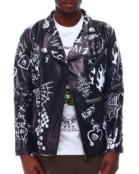 Reason - Legends Jacket