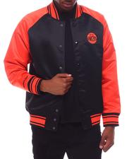 Mitchell & Ness - NEW YORK KNICKS Colossal Jacket-2629149