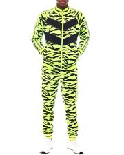Buyers Picks - Reflective Tiger Tape Track Suit-2629086