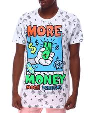 Reason - More Money Roll Tee-2628891