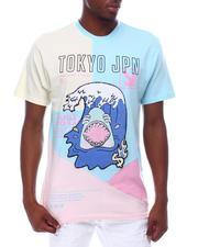 cartoons-pop-culture - Tokyo Shark Tee-2628897