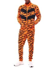 Buyers Picks - Reflective Tiger Tape Track Suit-2629081