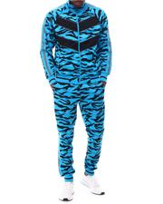 Buyers Picks - Reflective Tiger Tape Track Suit-2629091