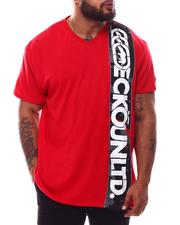 Ecko - Breakout V-Neck T-Shirt (B&T)-2629763