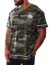 Men - Wrap & Roll V-Neck T-Shirt (B&T)-2629768