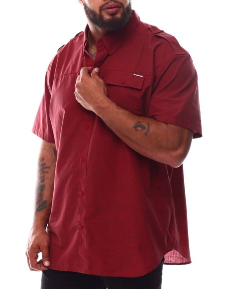 Ecko - Airborn Rhino Woven Shirt (B&T)