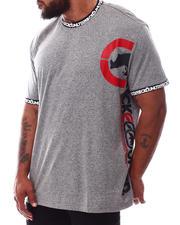Men - Slip & Slide Knit T-Shirt (B&T)-2629903