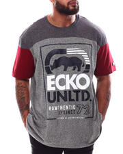Men - Double Down Knit T-Shirt (B&T)-2629828