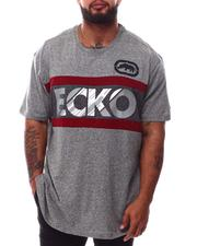 Ecko - Down The Middle Knit T-Shirt (B&T)-2629848