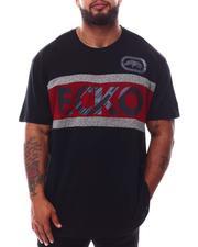 Men - Down The Middle Knit T-Shirt (B&T)-2629858