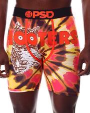 Loungewear - Hooters Tie Dye Owl Boxer Brief-2629368