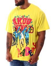 Men - LDRS Knit T-Shirt (B&T)-2629729